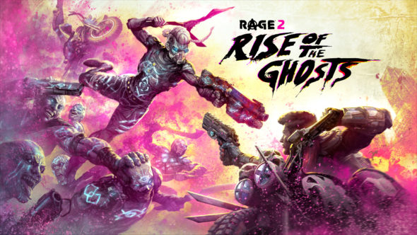 Rage 2 Rise of the Ghosts DLC out now