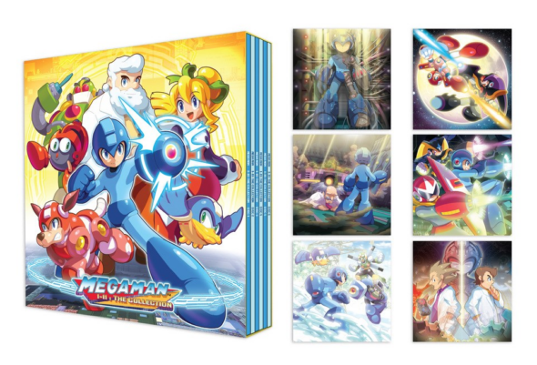 Mega Man – Special Laced Record and CAPCOM collaboration