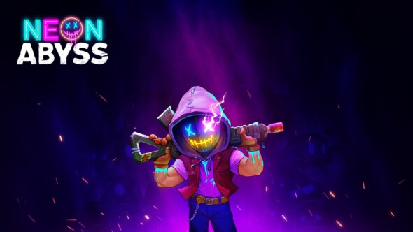 The steam demo for Neon Abyss is live starting today!
