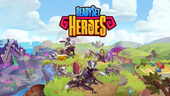 ReadySet Heroes (Incl. Multiplayer) Free Download Build 06052021