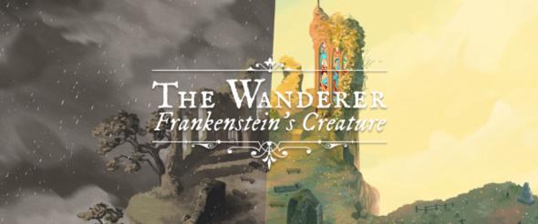 The Wanderer: Frankenstein's Creature is coming this Halloween