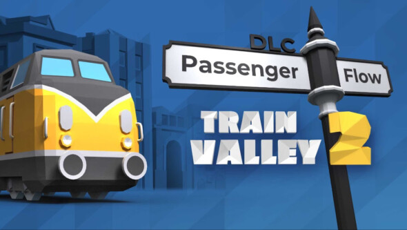 Train Valley 2: Passenger Flow DLC has arrived at platform Steam