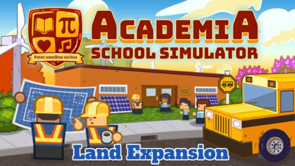 Academia School Simulator gets a major update