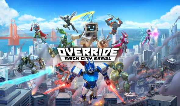 Acclaimed city-smashing mech brawler comes to Nintendo Eshop