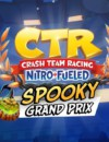 Spook your opponents and compete in high tension racing