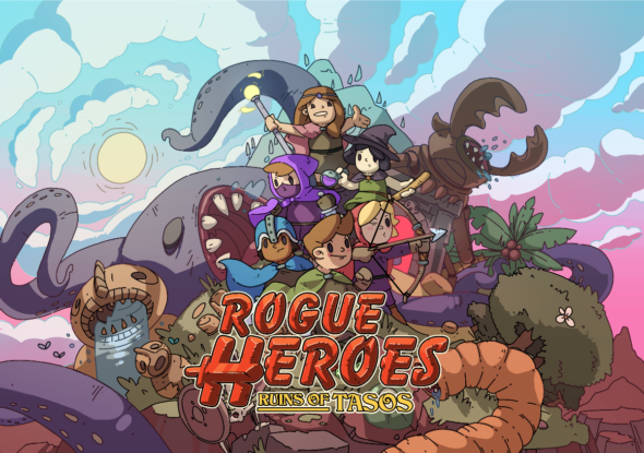 Team17 and Heliocentric Studios team up for Rogue Heroes: Ruins of Tasos