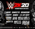 WWE 2K20 soundtrack announced