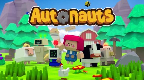 Autonauts receives a big free expansion
