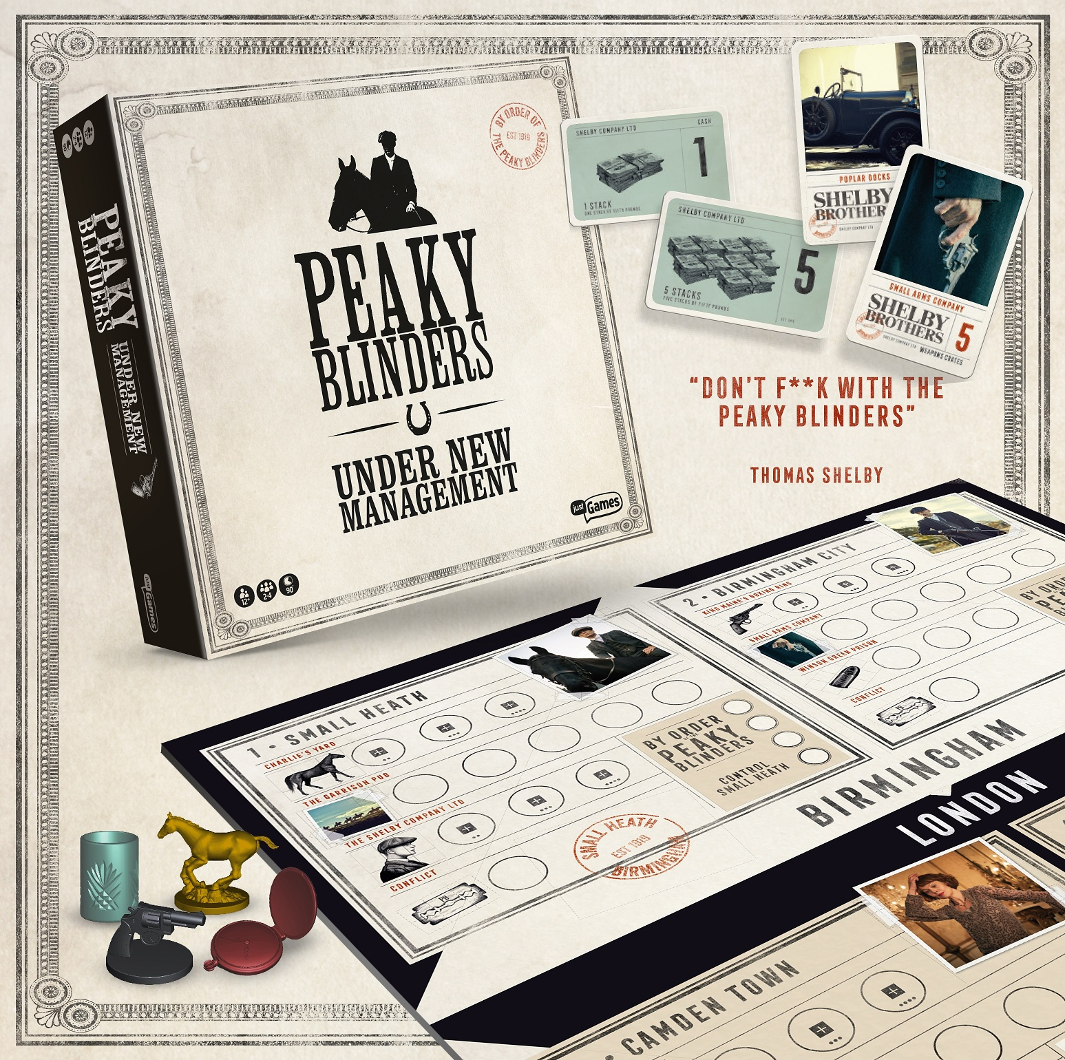 Peaky Blinders Game