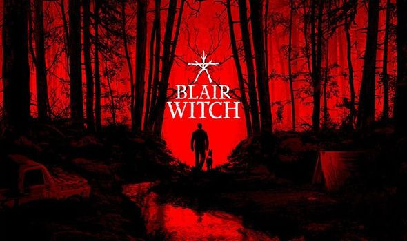 Blair Witch finally arrives on PS4!