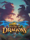 Heartstone players finish the fight with Descent of Dragons