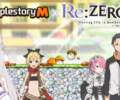 First-Ever MapleStory M crossover arrives with popular Anime series: Re:ZERO