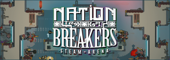 2D Action Destructathon, Nation Breakers: Steam Arena to be released November 18th