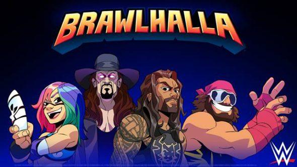 Brawlhalla gets 4 new WWE Superstars