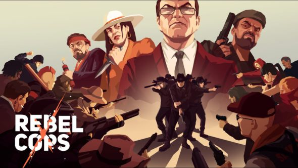 Rebel Cops brings the This Is the Police universe to mobile