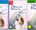 Save the dream world while riding your own unicorn in The Unicorn Princess