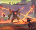 "Terra is in danger in Skyforge's new ""Rock and Metal"" expansion"