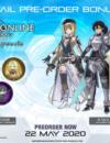 SWORD ART ONLINE Alicization Lycoris releases May 22 2020