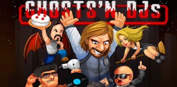 Ghosts'n DJs out today on Steam