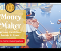 Enjoy family-friendly board game economics in Money Maker