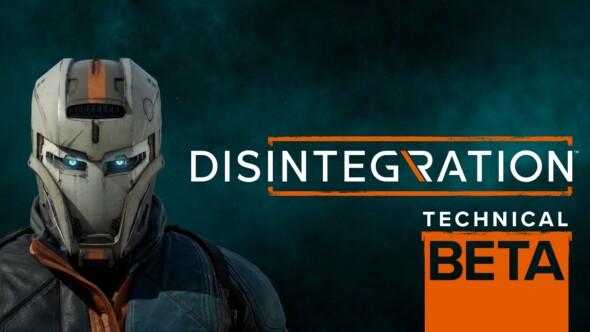 Disintegration announces closed technical Beta and open Beta