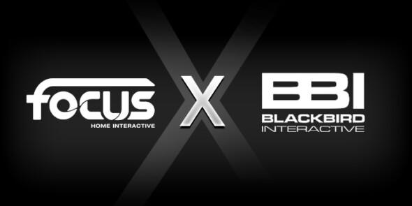 Partnership of Focus Home Interactive and Blackbird Interactive announced