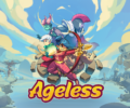 Control time of all things around you with a magic bow in Ageless