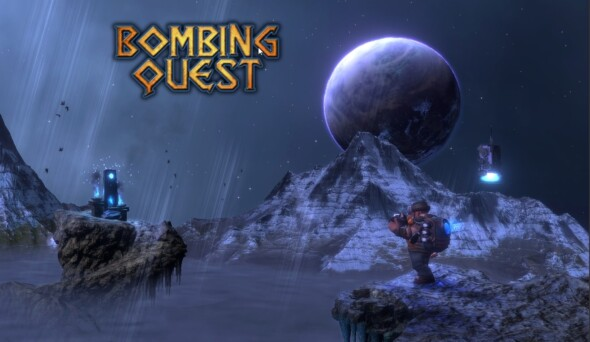 Launch date announced for Bombing Quest