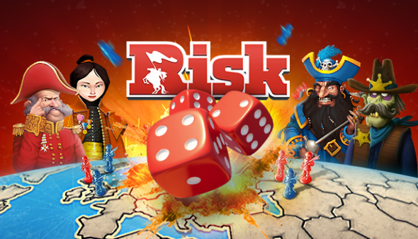 Challenge your friends to a strategic showdown in RISK: Global Domination