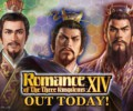 Romance of The Three Kingdoms XIV – Out now!