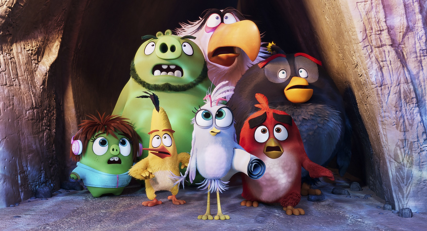 3rd Strike Com The Angry Birds Movie 2 Blu Ray Movie Review