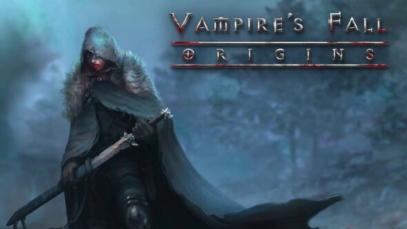 Dark & twisted RPG Vampire's Fall: Origins to launch on Nintendo Switch and Xbox One later this autumn