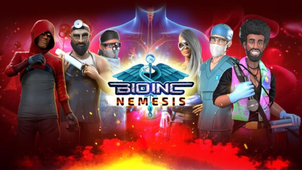 Bio Inc Nemesis now on Android