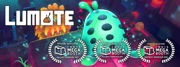 Lumote releases today on Steam