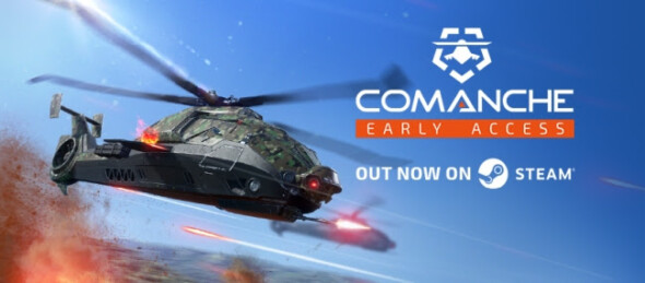 Comanche is now available for take off in Early Access on Steam