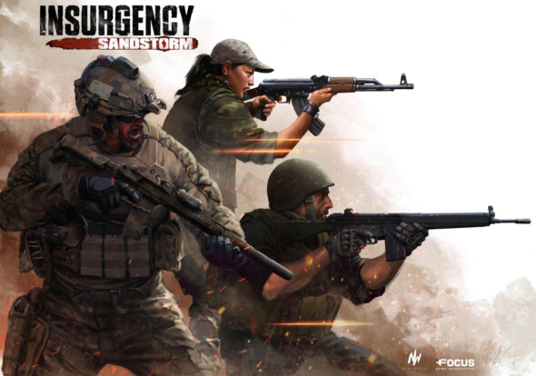 Insurgency: Sandstorm receives its 1.6 update and goes free to play for a week