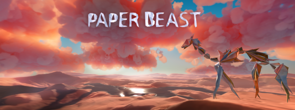 Paper Beast unfolds a whole captivating virtual world – on PSVR today!