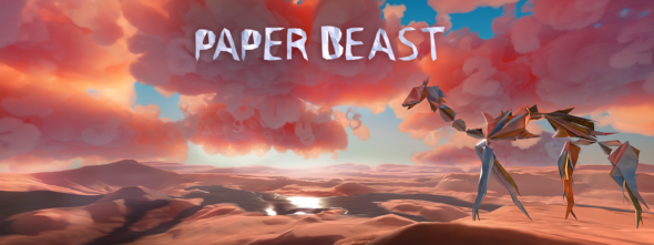 Paper Beast lets you discover a fascinating new world in PlayStation VR