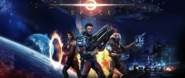 Element Space launches today on Xbox One and PS4