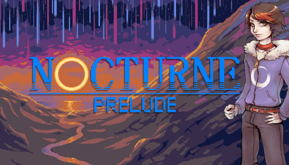 Nocturne: Prelude launches today on Steam, for free!
