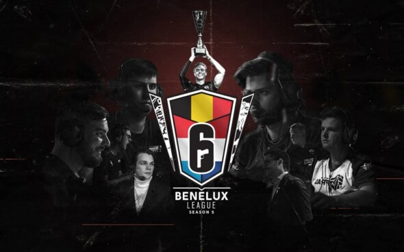 Rainbow Six Benelux League Season 5