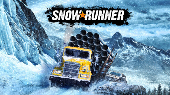 SnowRunner drops a new trailer United We Drive