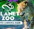 The South America pack for Planet Zoo is now available