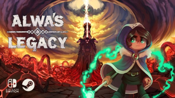 Alwa's Legacy available this summer