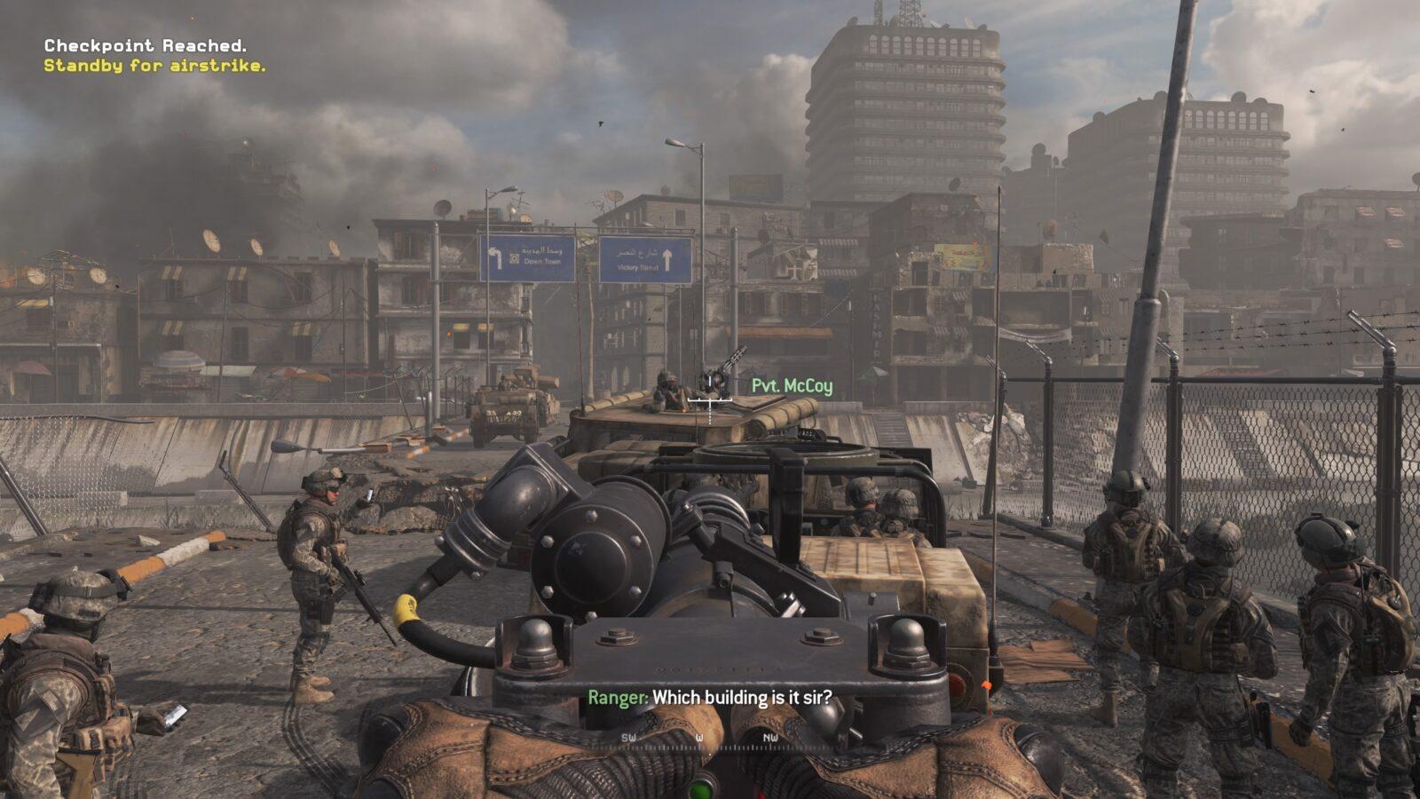 3rd Strike Com Call Of Duty Modern Warfare 2 Campaign