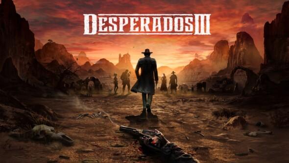 Interactive trailer released for Desperados III