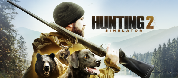 New gameplay video for Hunting Simulator 2 reveals a four-footed companion