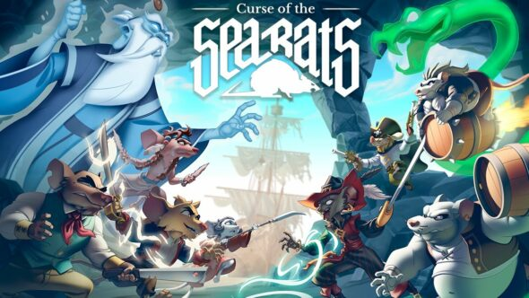 Curse of the Sea Rats releases Kickstarter campaign on 2nd June 2020