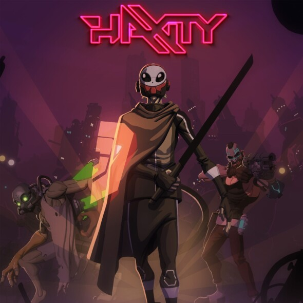 Megapop Games announce Haxity's PC launch on June 17