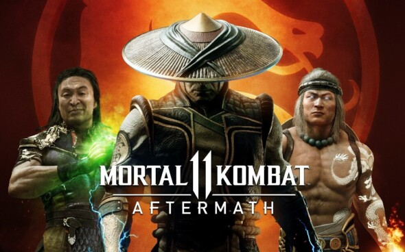 New trailer revealed for Mortal Kombat 11: Aftermath